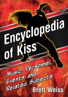 AVAILABLE NOW! Encyclopedia of KISS on Amazon: