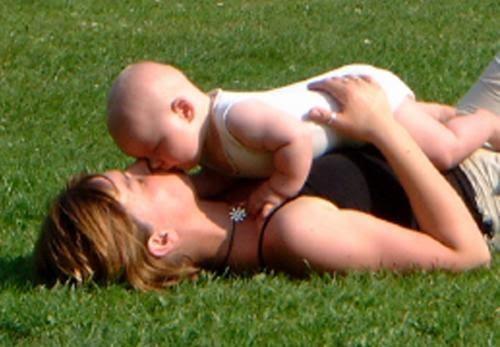 Imagenes y Fotos de Madres y Bebes, parte 5