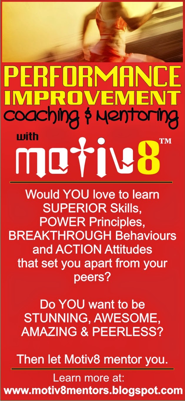 Let Motiv8 Mentor You