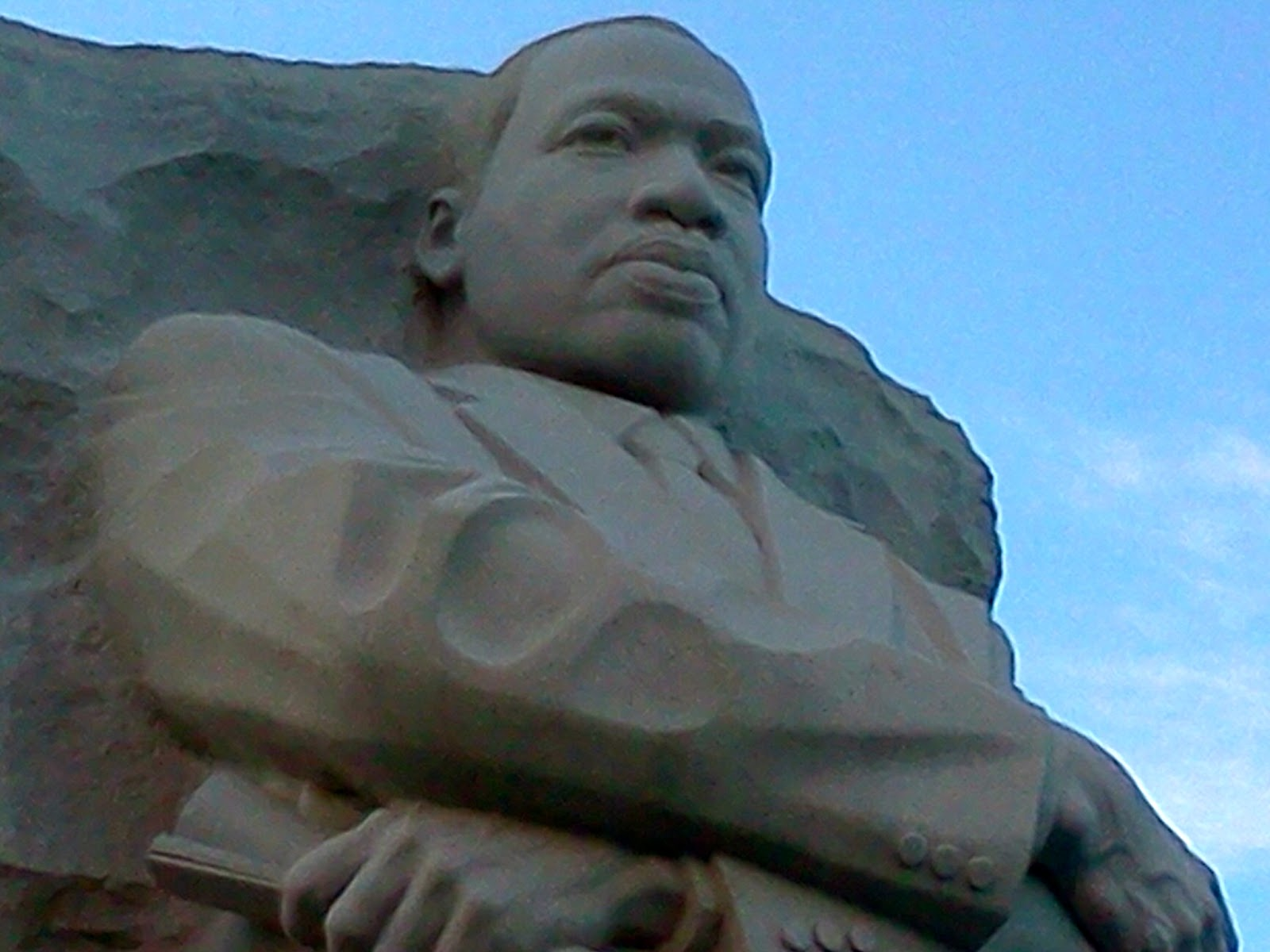 MLK National Memorial Washington D.C.