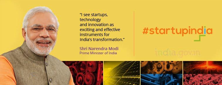 Start Up India !