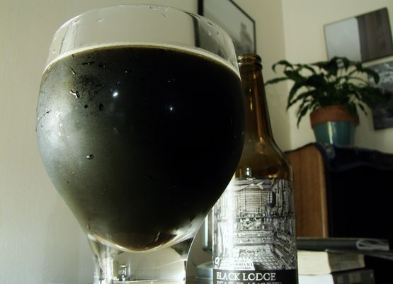Black Lodge Rosemary Porter