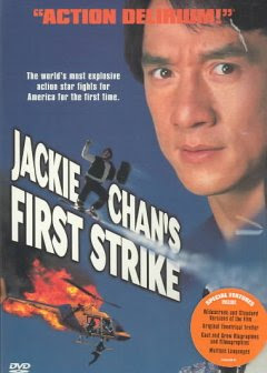 Jackie Chan's First Strike 1996 Hindi Dubbed Movie Watch Online