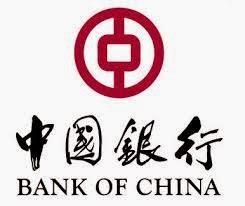 Lowongan Kerja Bank of China