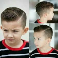Model Rambut anak Under Cut