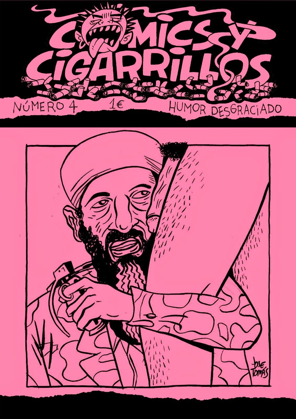 Cómics y Cigarrillos #4
