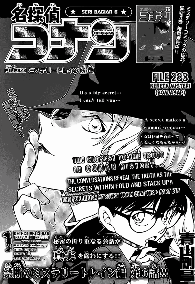 Komik manga 824 other manga detective conan
