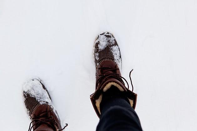 llbean snow boots