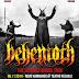 BEHEMOTH anuncia mais três shows no Brasil!