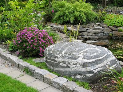 Billig stein til hage