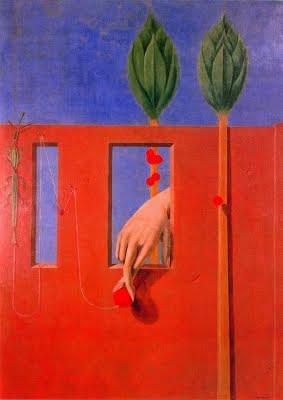 La primera paraula límpida (Max Ernst)