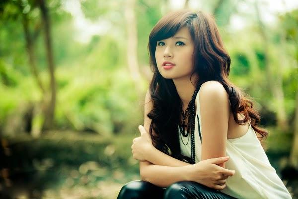 gái xinh ca sĩ diễn viên Tâm tít 8