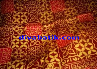 kain batik sutra