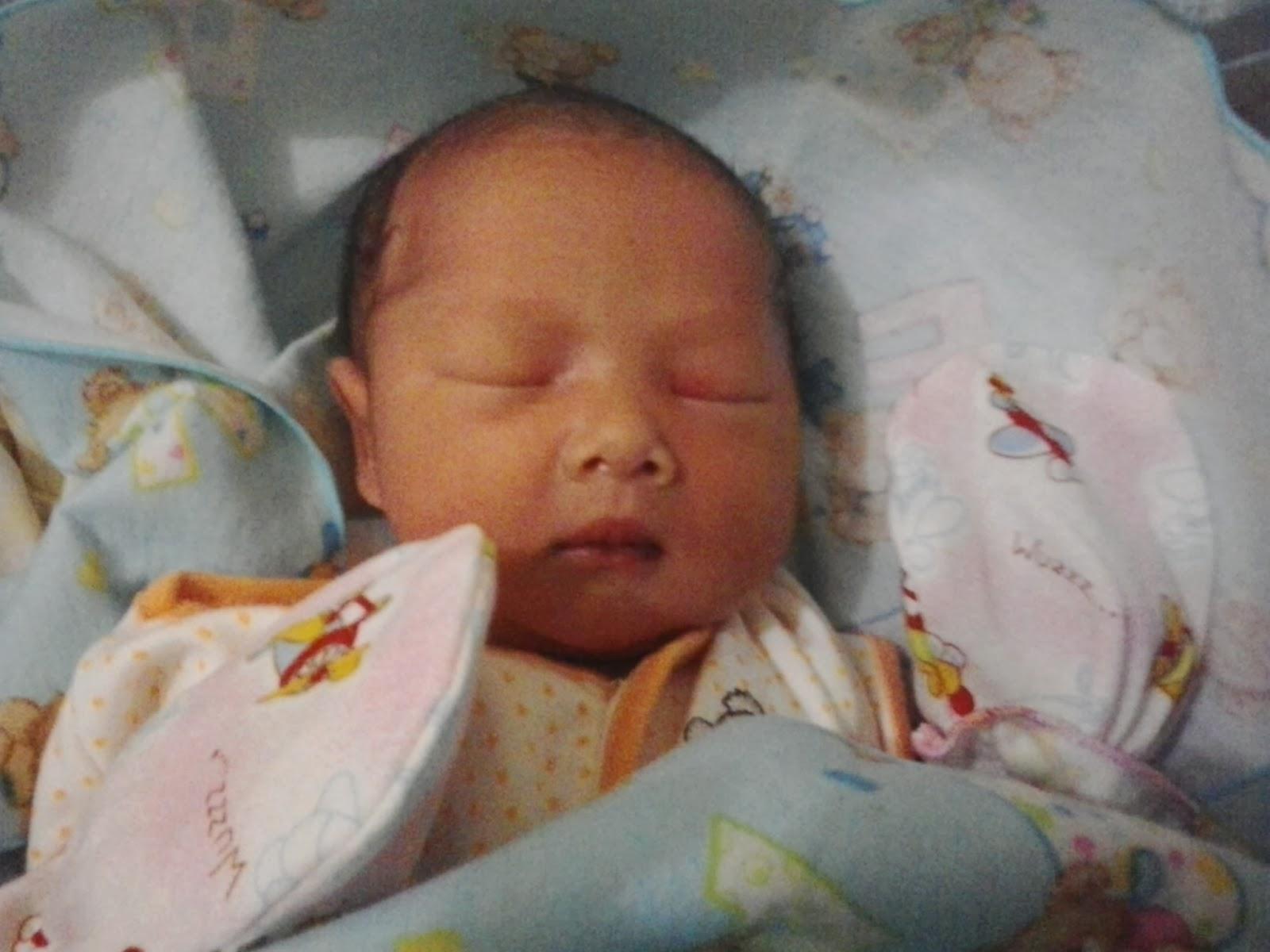 Faza, doa kelahiran anak
