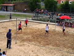 Asovol efectuará primera válida de voleibol de playa masculino