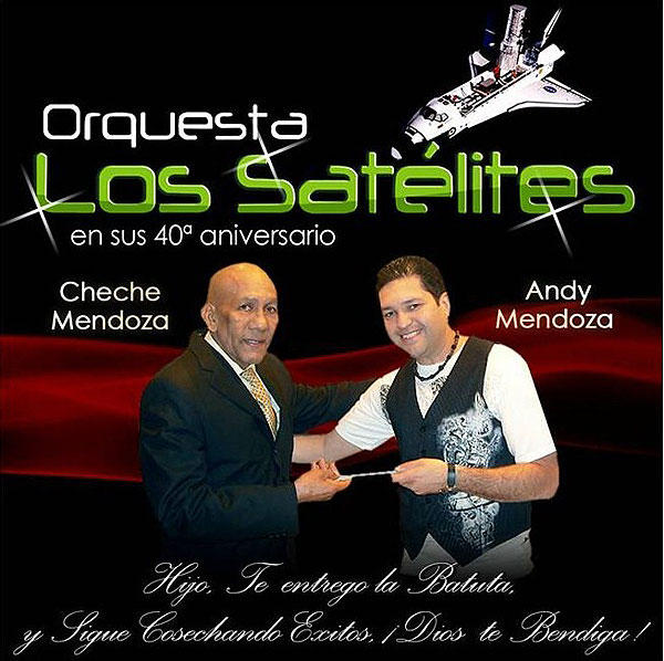 Los Satelites - No Me Dejes Corazon
