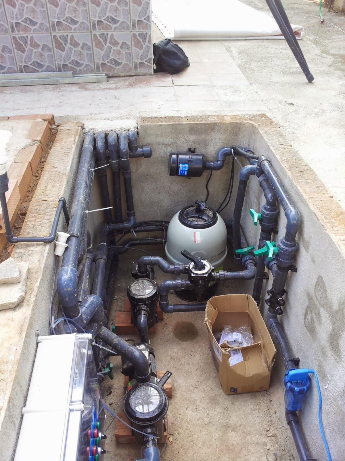 Construcci n reparacion y mantenimientos de piscinas for Materiales para piscinas