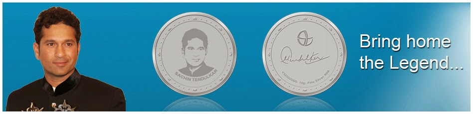 Sachin Tendulkar Coin Released