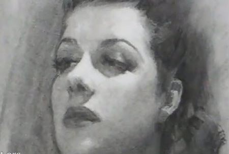 Speed Drawing of Susan by Louis Smith