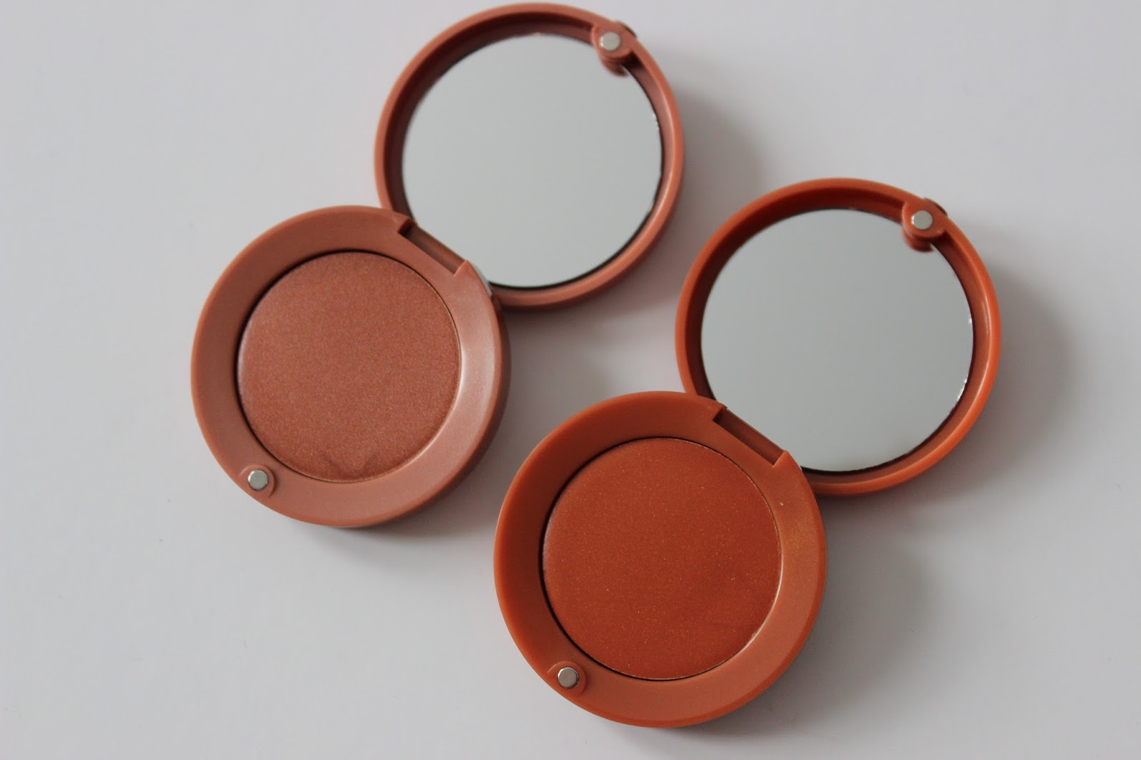 Bourjois sun blush shades 05 and 06