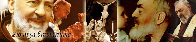 ...........Szent Pio atya breviáriuma.............