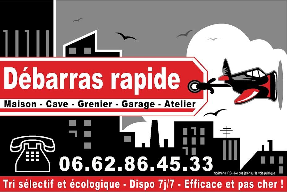 Débarras Service Rapide Maison à Amiens et Picardie
