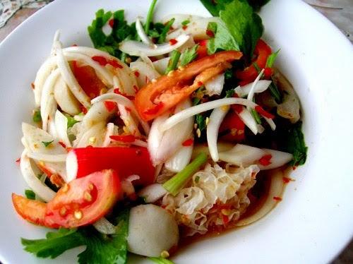 Resep Masakan Yam Woon Sen