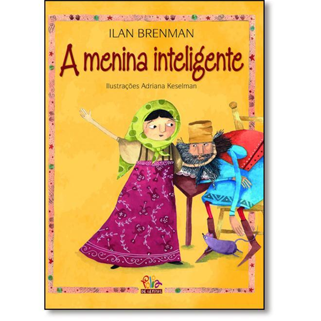 A Menina Inteligente-Ilan Brenman