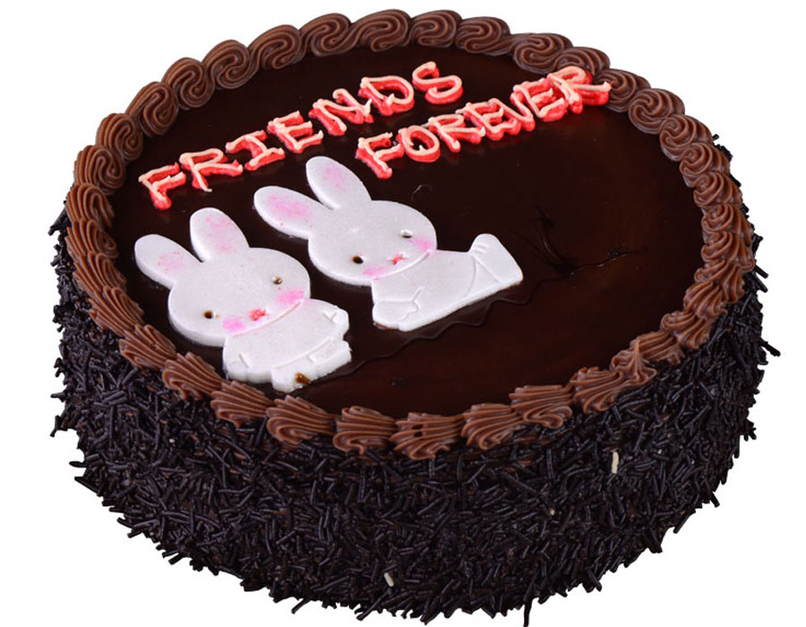Birthday Cakes For You: Cake friends
