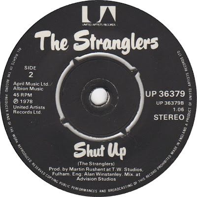 The Stranglers Nice N Sleazy