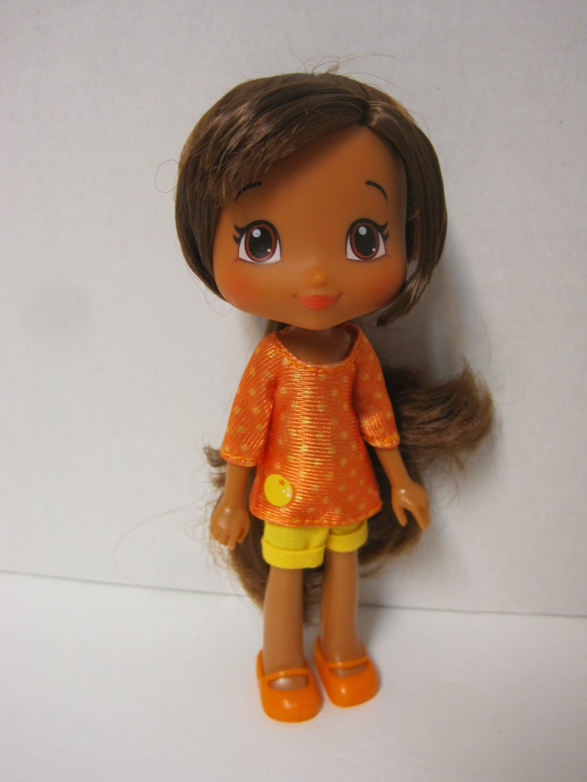 "Strawberry Shortcake Garden Pretty Doll - Orange Blossom - Toys""R""Us"