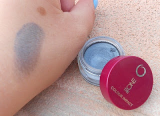 Sombra de Ojos en Crema Colour Impact The One Oriflame.