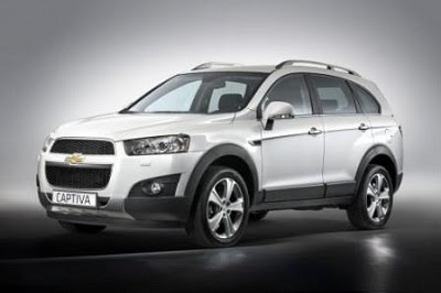 Chevrolet Captiva facelifted: Price, Specs & review in India