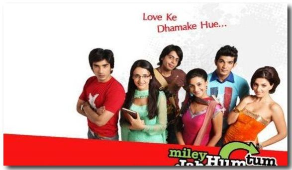 Sanaya Irani in Miley Jub Hum Tum