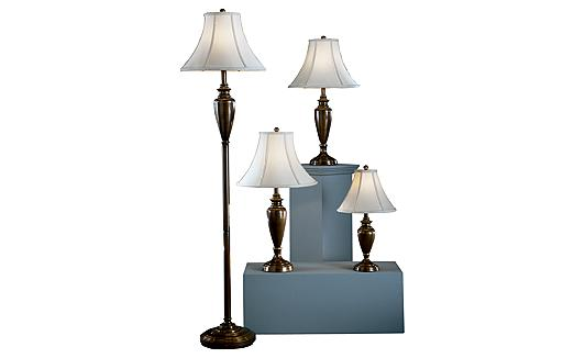 Ashley Furniture HomeStore Caron Lamp Set Set of 4