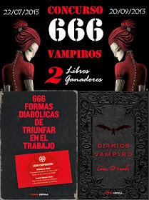 CONCURSO 66 VAMPIROS