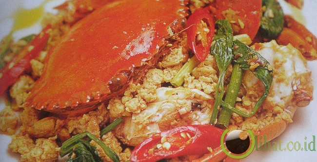 Brunei Darusallam - Kepiting Rebus