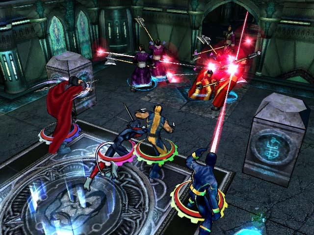 X Men Legends Magma X-Men Legends II: Rise...