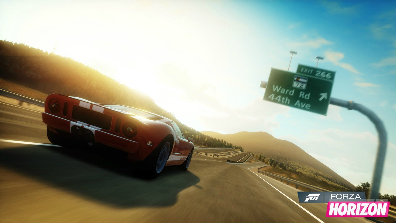 Forza Horizon HD & Widescreen Wallpaper 0.892072077035435