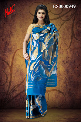 Nalli Silks Sari Collections
