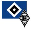 Live Stream Hamburger SV - Mönchengladbach