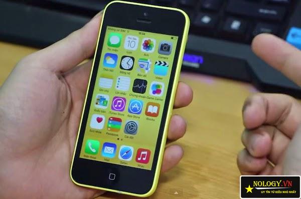 Hướng dẫn kiểm tra iPhone 5C cũ trước khi mua.