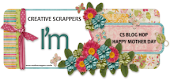 Blog hop no Creative scrappers