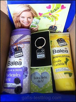 Zum 25. Geburtstag von Balea