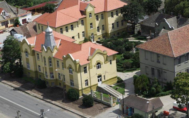 Spitalul orasenesc Sannicolau Mare