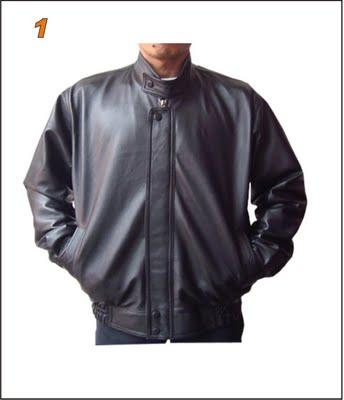 Jaket kulit Garut Murah