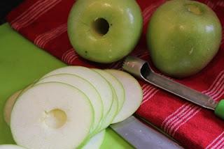 Bánh tart táo 2