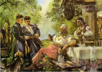 illjustracija-Taras-Bulba-Andrij-Ostap-A-Gerasimov