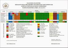 Kalender Akademik 2014/2015