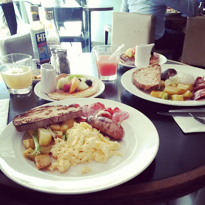 Delicious Brunch in London